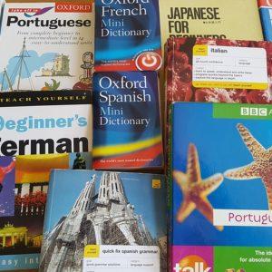 Livres en Langues étrangères