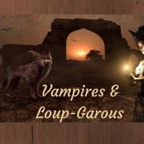 Vampires/Loup-garous